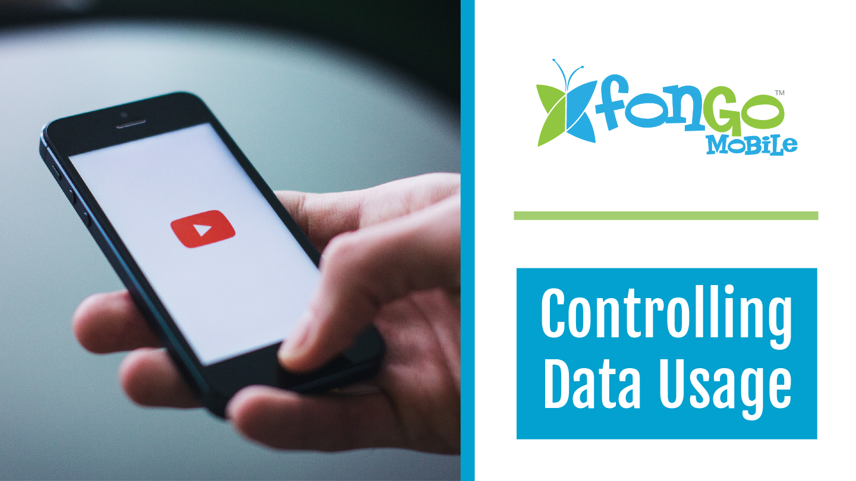 Controlling Data Usage