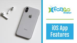 iOS App Features