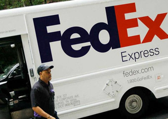 Home Phone delivery with Fedex