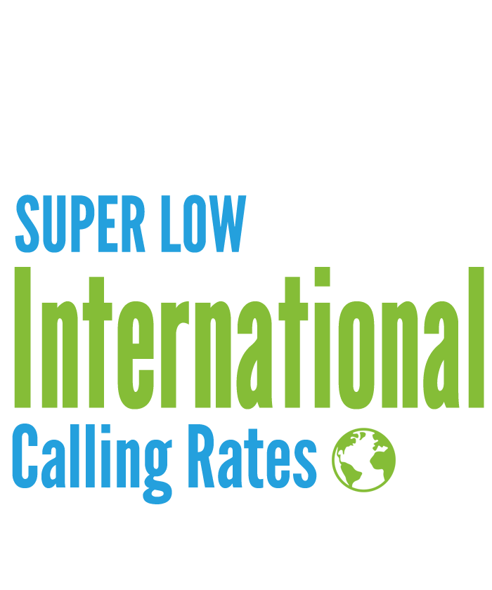 Fongo low international calling rates