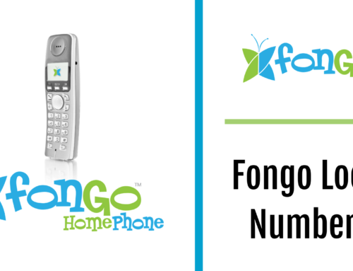 Where Does Fongo Provide Local Numbers?