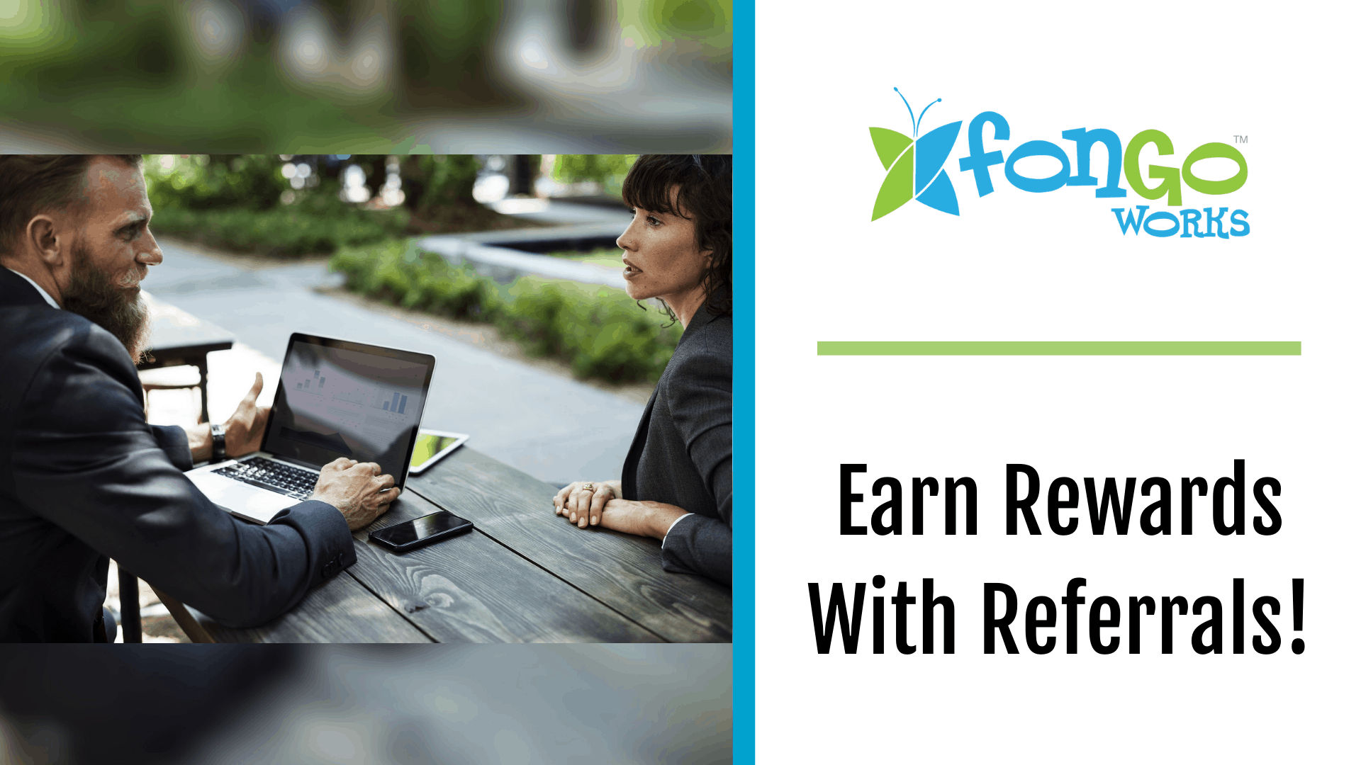 Fongo Works Referral – Earn Rewards!