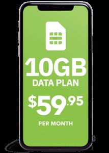 10GB Plan - Fongo Wireless