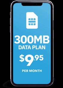 300MB Plan Fongo Wireless