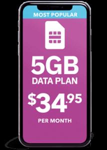 5GB Plan - Fongo Wireless
