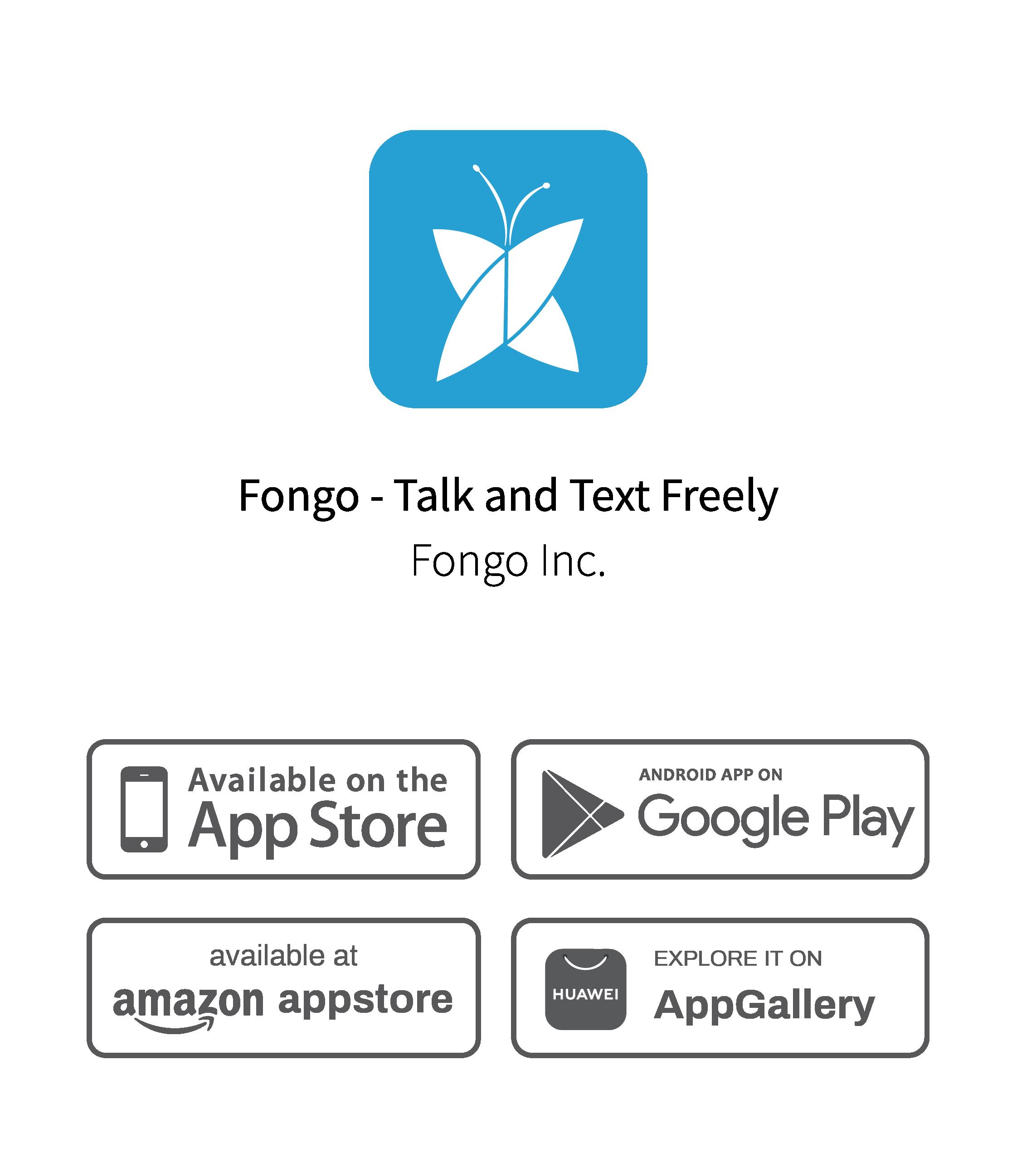 Fongo Mobile App Store