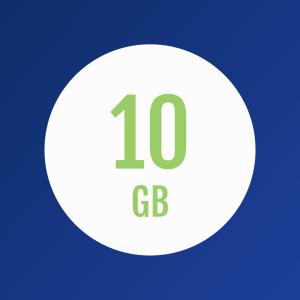 10GB Plan