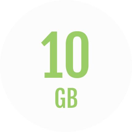 Fongo 10Gb