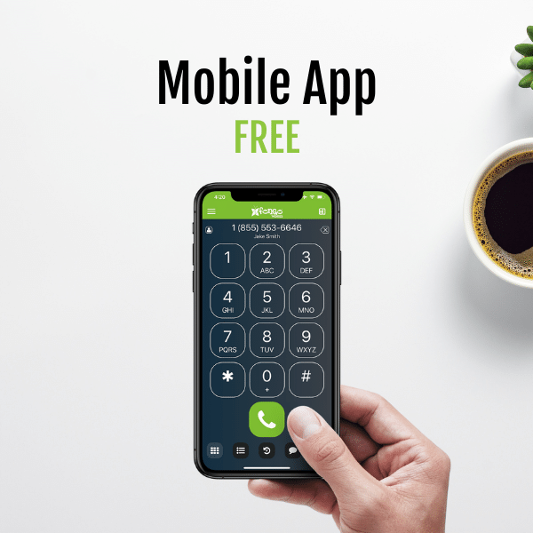 Fongo Works mobile app